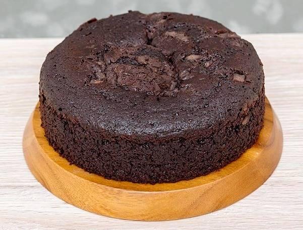 کیک تمام شکلاتی