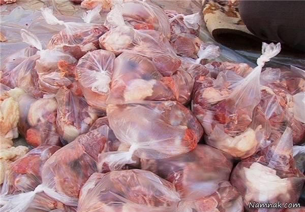 گوشت قربانی را بین چه کسانی باید تقسیم کرد؟