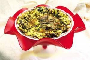 قلیه تخم مرغ غذای محلی کدام استان است
