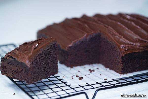 کیک شکلاتی سنتی