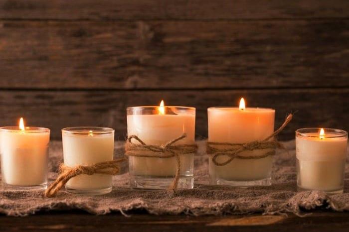 روشن نکردن شمع