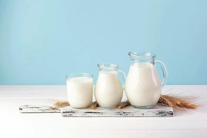 مصرف کردن شیر