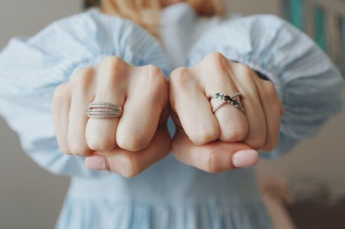 درخشندگی جواهرات