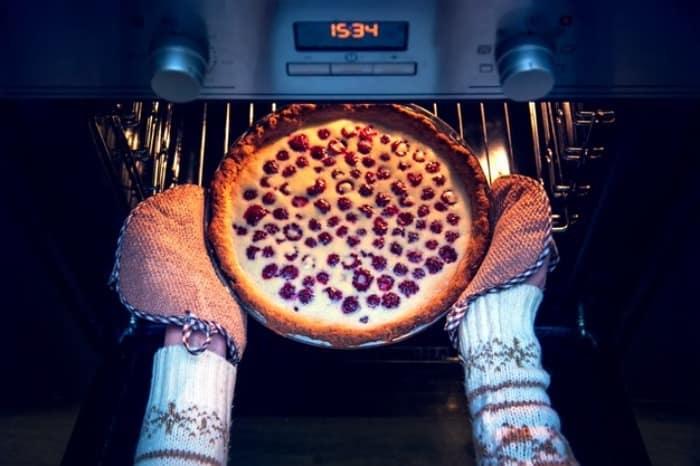 مشکلات کیک پزی