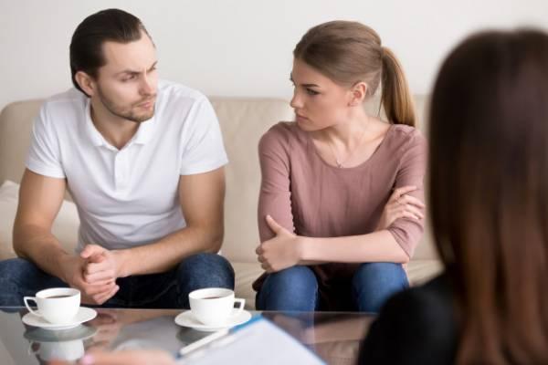 علت تنفر از شوهر
