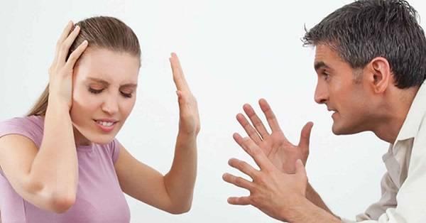 علائم تنفر زن از شوهر