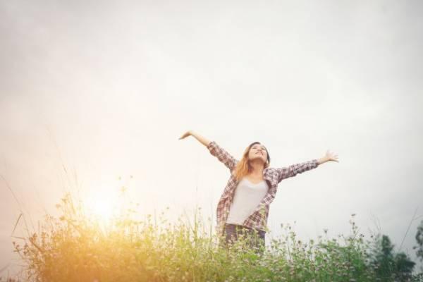 خوشحال بودن در تنهایی