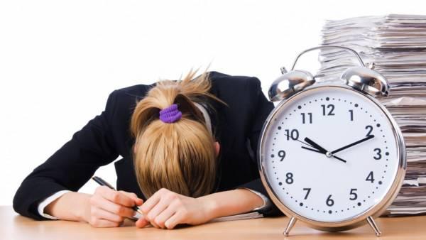 مدیریت زمان و افزایش بهره وری