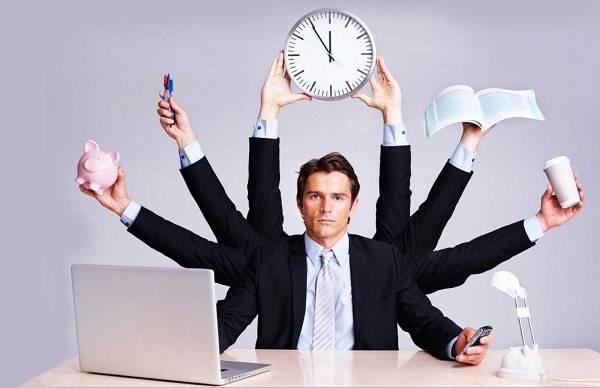 5 تکنیک مدیریت زمان