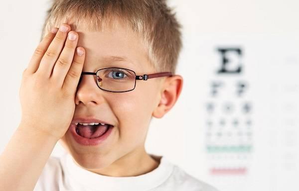تنبلی در چشم