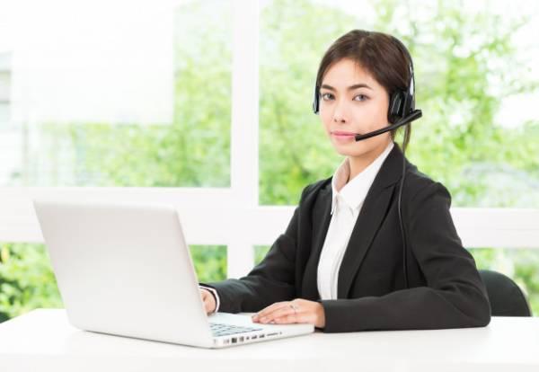 تماس تلفنی با مشتری