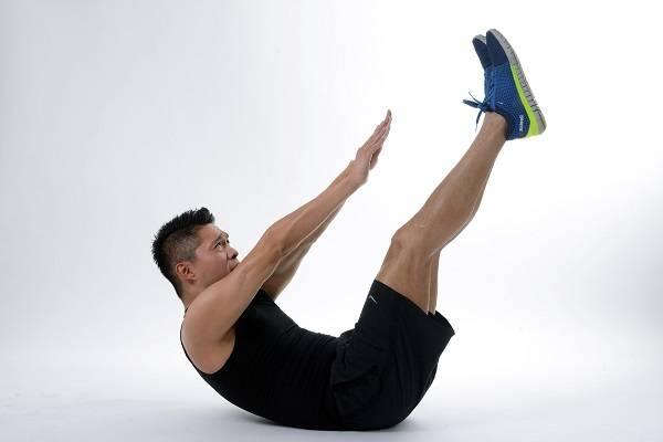 ورزش کردن بدون امکانات
