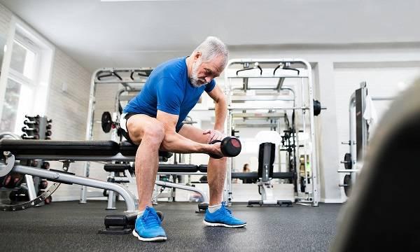 قوی شدن با ورزش