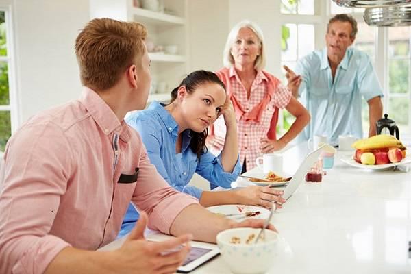 اصول رابطه با خانواده همسر