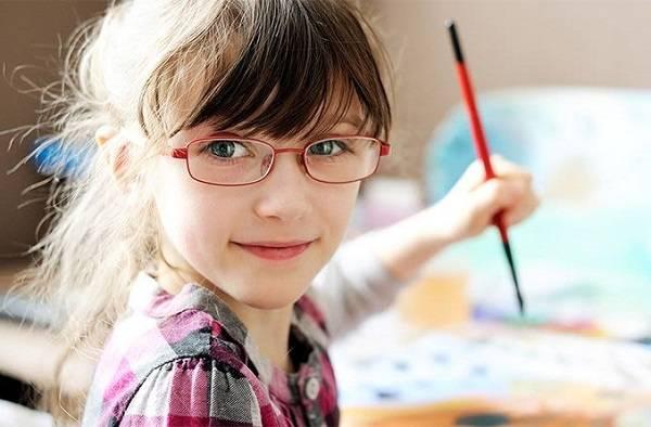 مشکل بینایی کودک