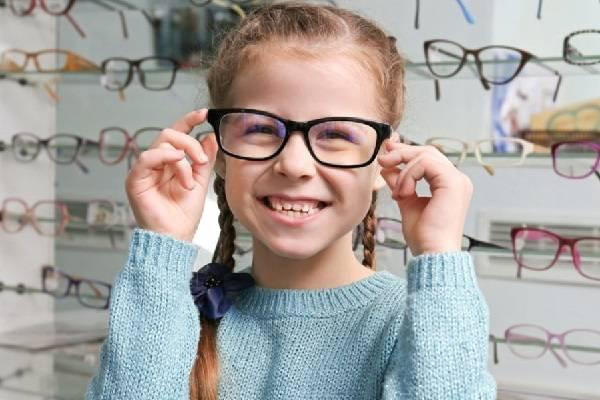 انتخاب فریم عینک