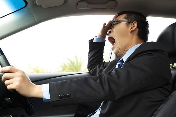 خواب آلودگی رانندگی