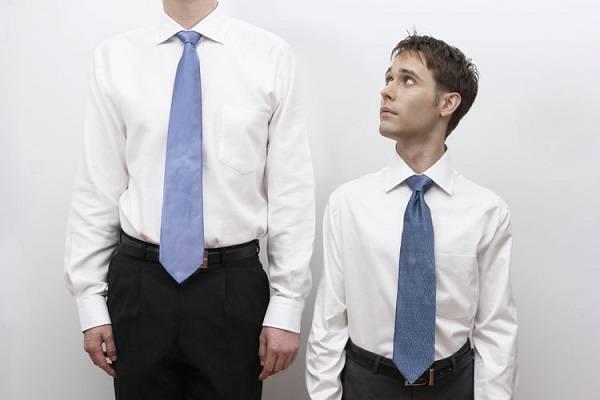 کوتاه بودن قد