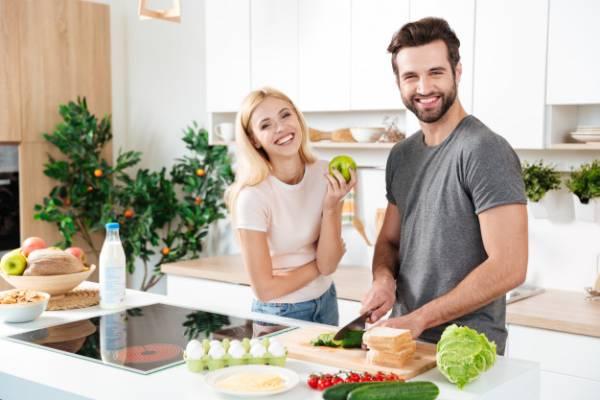 آشپزی با همسر