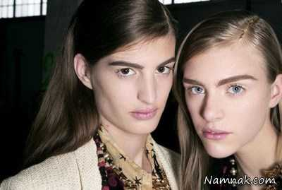 مدل های جدید آرایشی در سال 2016