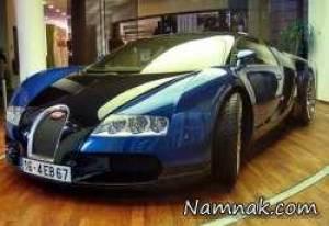 قیمت ماشین بوگاتی