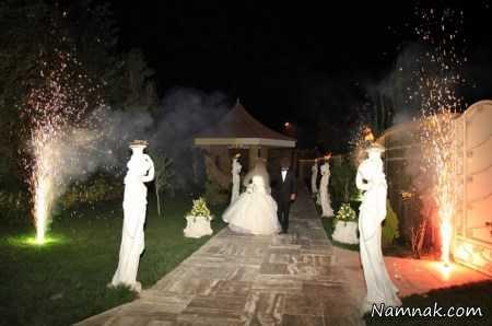 باغ جشن عروسی