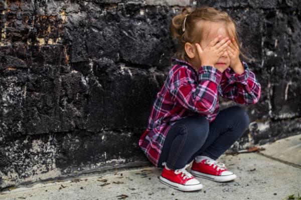 افکار ترسناک در کودکان