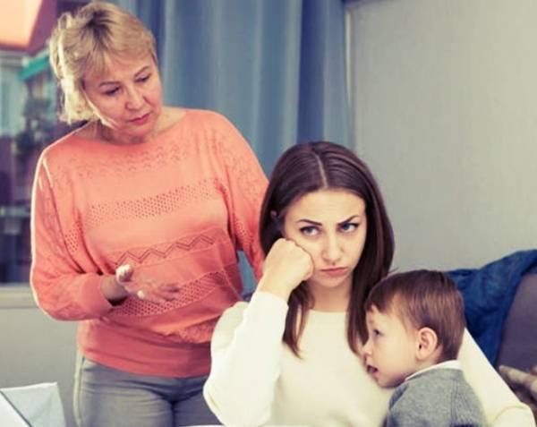 دخالت در تربیت فرزند
