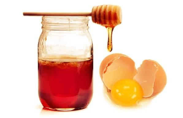 درمان جوش با عسل
