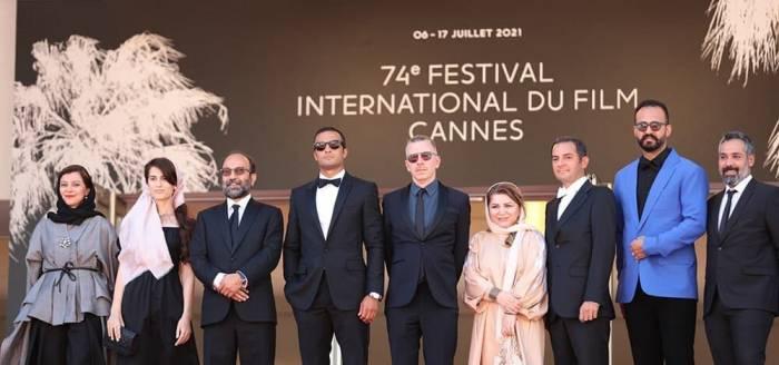 فیلم قهرمان در جشنواره کن
