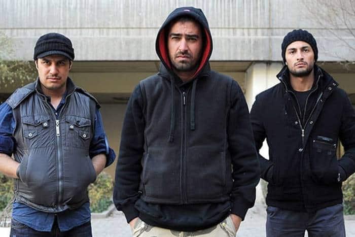 امیر جدیدی، شهاب حسینی و جواد عزتی