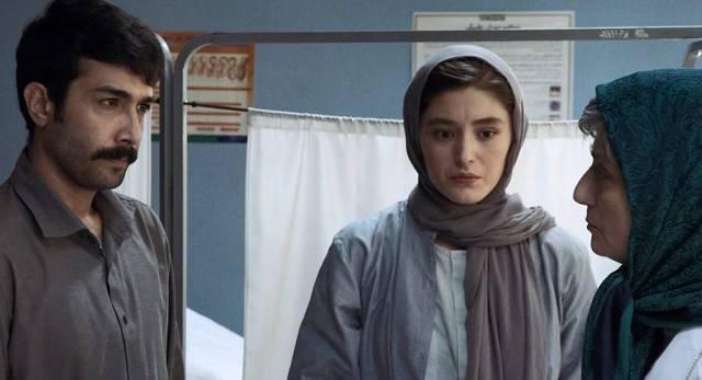 فرشته حسینی و حسین مهری