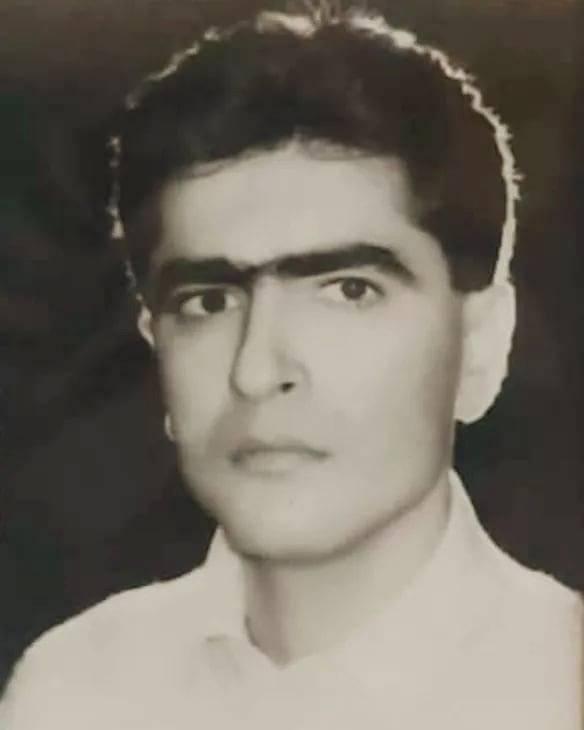 پدر محمدرضا رهبری
