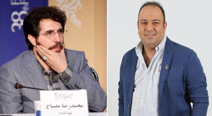 علی اوجی و محمدرضا مصباح