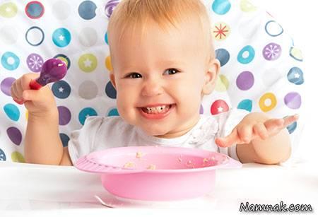 غذای کودکان