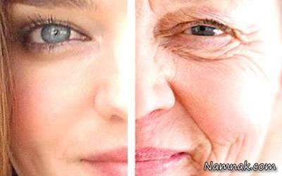 پوست صورت