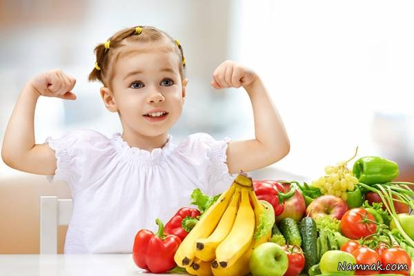 تغذیه در کودک