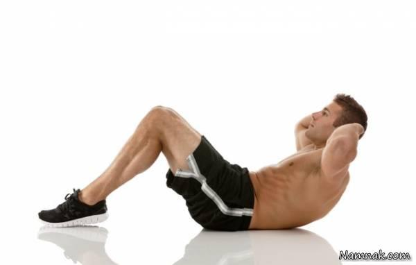 أكثر الحركات الرياضية شيوعًا لشد البطن