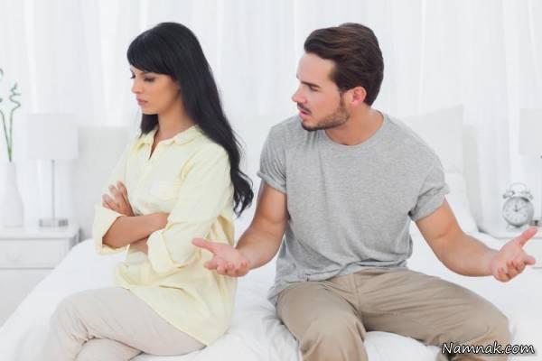 اشتباهات مردانه در روابط جنسی