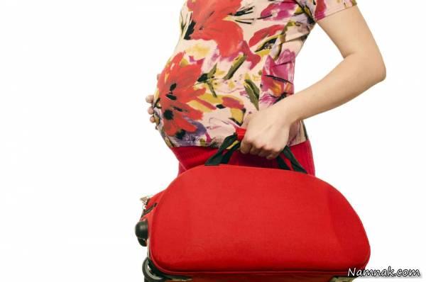 محتویات کیف زنان