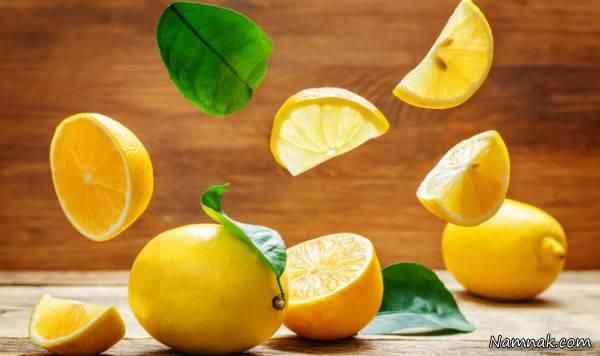 درمان بیماری های پوستی با لیمو