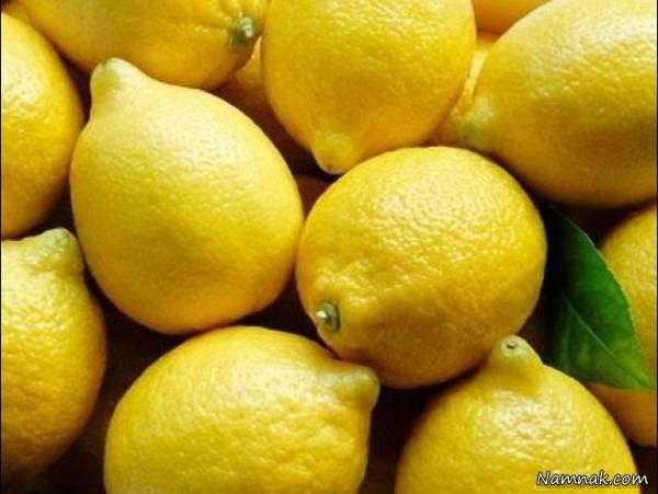 زیبایی پوست با لیمو ترش