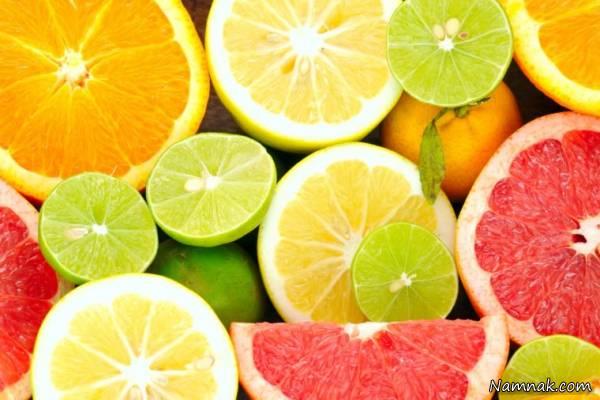 لیمو ترش در خانه داری