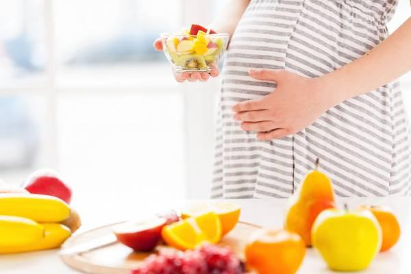 رژیم غذایی برای زیبایی جنین