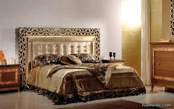 عکس مدل تخت خواب عروس