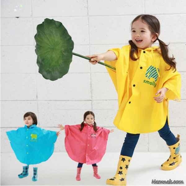 بارانی های شیک - مدل بارانی دخترانه و پسرانه 2020