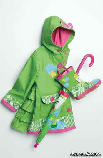 مدل بارانی دخترانه