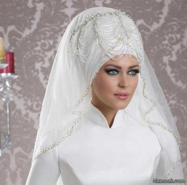 تور عروس شیک