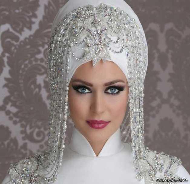 تور عروس عربی جدید