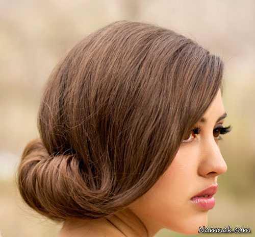 عکس مدل مو برای موهای کوتاه